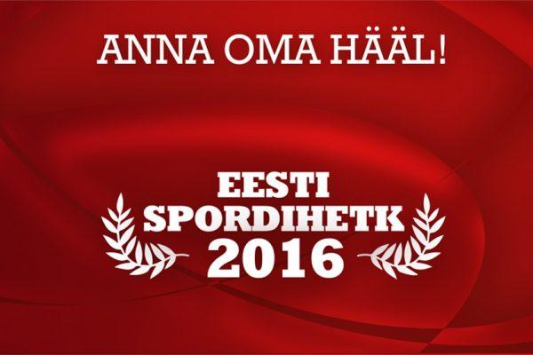 Aasta spordihetk 2016