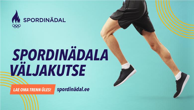 Eesti Olümpiakomitee kutsub:  osale septembris Spordinädala väljakutses!
